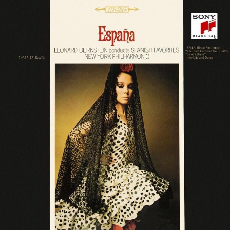 ファリャ:恋は魔術師、『三角帽子』第1組曲、第2組曲、シャブリエ:スペイン レナード・バーンスタイン&ニューヨーク・フィル