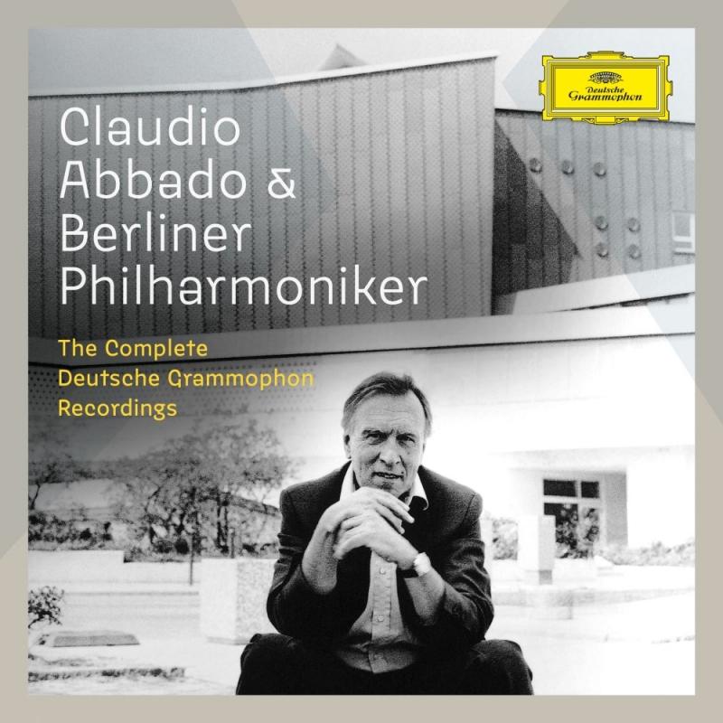 クラウディオ・アバド&ベルリン・フィル〜ドイツ・グラモフォン録音全集(60CD)