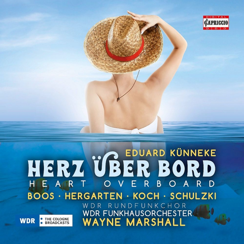 『心を船に乗せて』全曲 ウェイン・マーシャル&WDR放送管弦楽団、ブース、ヘルガーテン、他(2017 ステレオ)