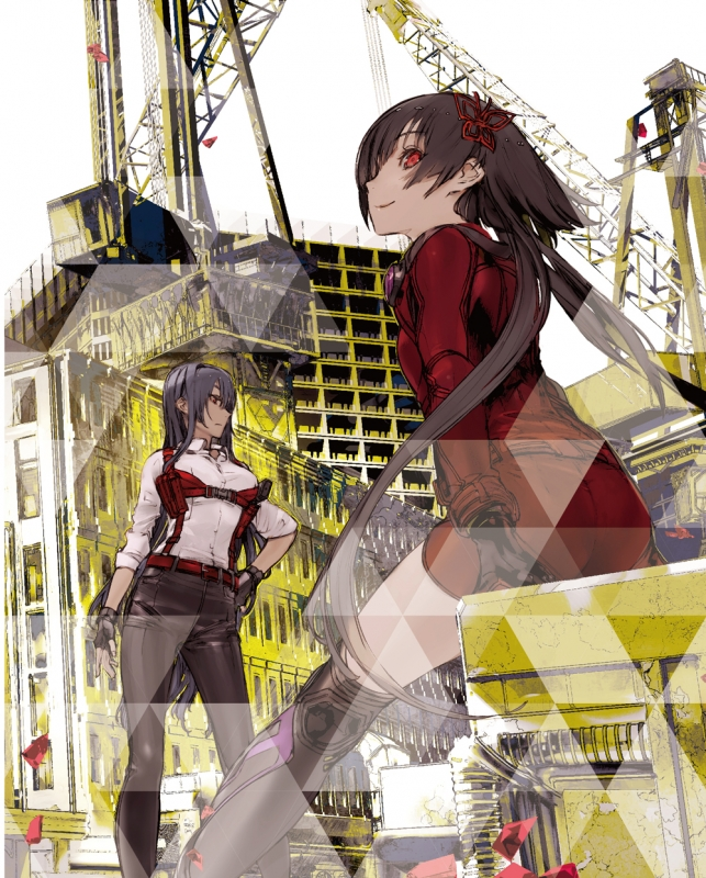 ロード オブ ヴァーミリオン 紅蓮の王 Blu-ray BOX2 【本編DISC+CD 2枚組】
