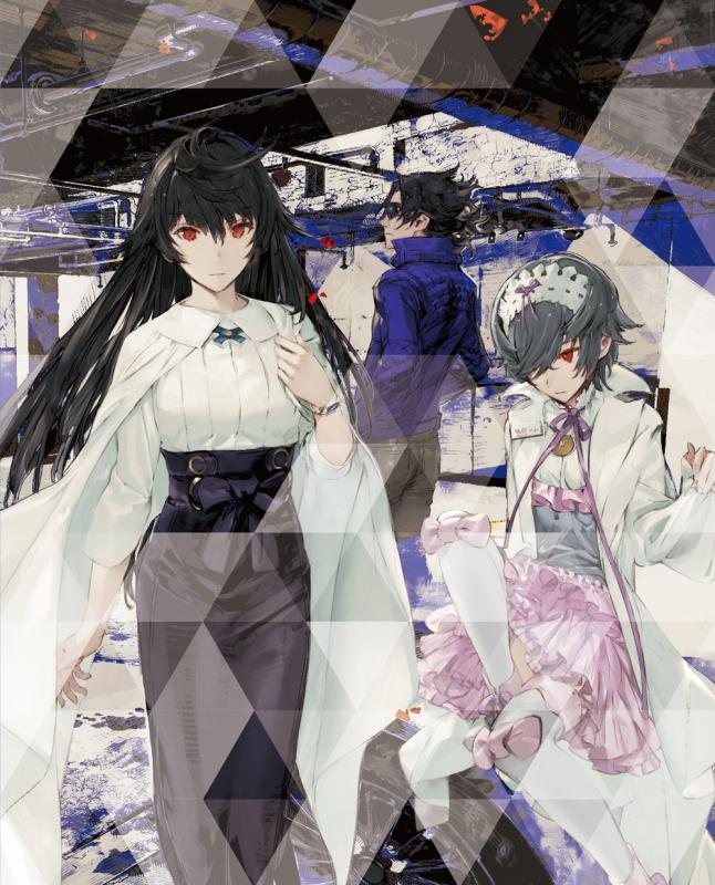 ロード オブ ヴァーミリオン 紅蓮の王 Blu-ray BOX3 【本編DISC+CD 2枚組】