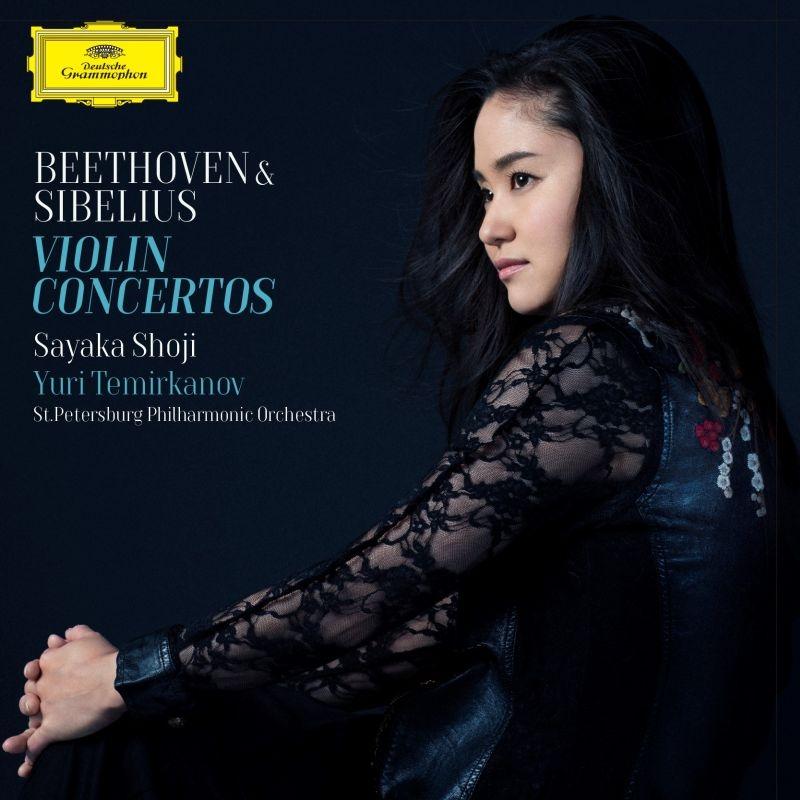 Beethoven Violin Concerto, Sibelius Violin Concerto : Sayaka Shoji(Vn)Temirkanov / St.Petersburg Philharmonic
