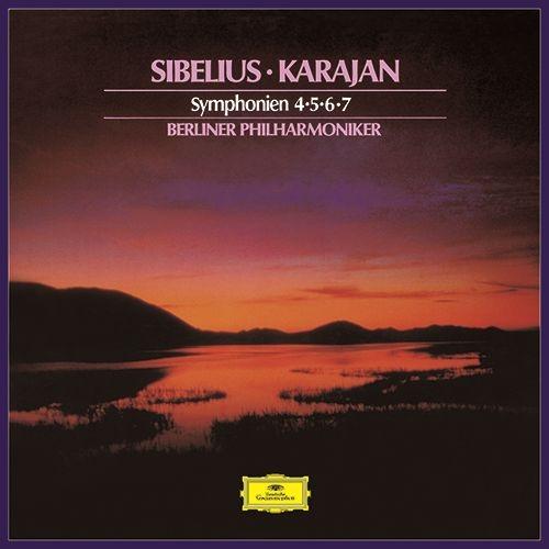 交響曲第4番、第5番、第6番、第7番 ヘルベルト・フォン・カラヤン&ベルリン・フィル(1964-67)(2CD)