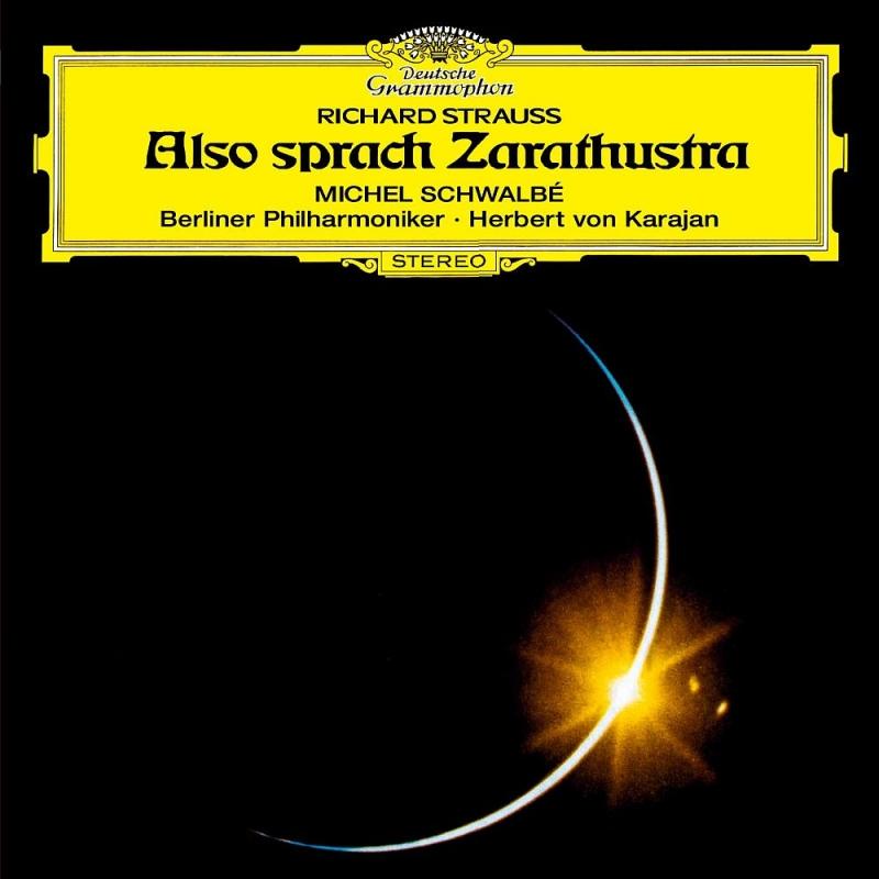 ツァラトゥストラはかく語りき、ホルン協奏曲第2番、オーボエ協奏曲 ヘルベルト・フォン・カラヤン&ベルリン・フィル(1973、1969)