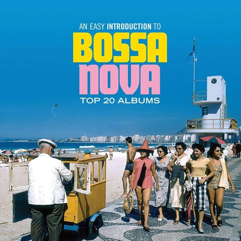 Easy Introduction To Bossa Nova: Top 20 Albums (9CD)