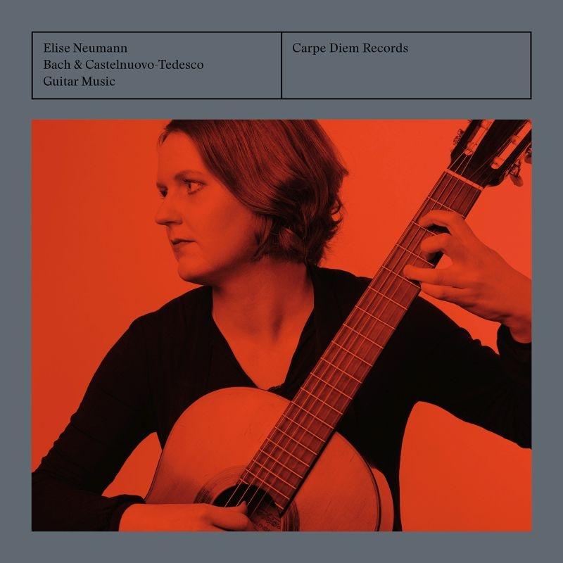 Escarraman, Capriccio Diabolico: Elise Neumann(G)+j.s.bach: Lute Suite, 2,