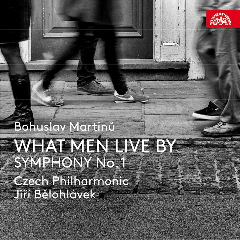 歌劇『何によって人は生きるか』 イエジ・ビエロフラーヴェク&チェコ・フィル、クスニエル、マルチニーク、他(2014 ステレオ)、交響曲第1番