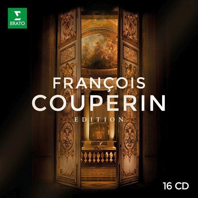 フランソワ・クープラン生誕350年エディション(16CD)