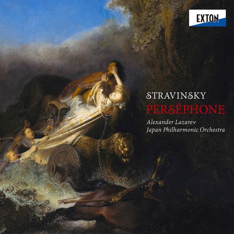 Persephone : Alexander Lazarev / Japan Philharmonic