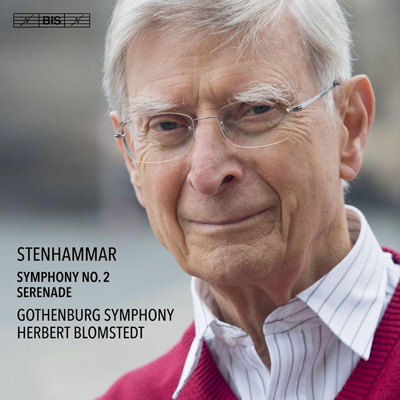 交響曲第2番、セレナード ヘルベルト・ブロムシュテット&エーテボリ交響楽団