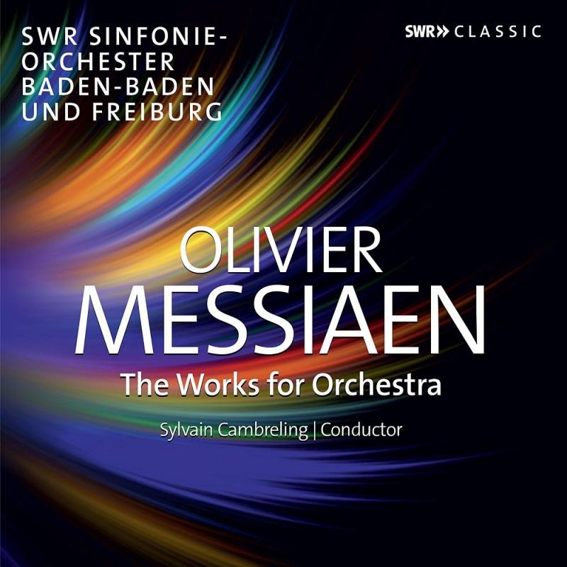 管弦楽作品集 シルヴァン・カンブルラン&南西ドイツ放送交響楽団(8CD)