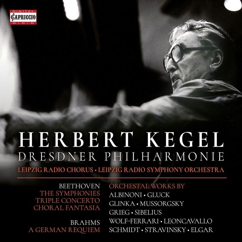 ヘルベルト・ケーゲル/カプリッチョ録音全集(8CD)