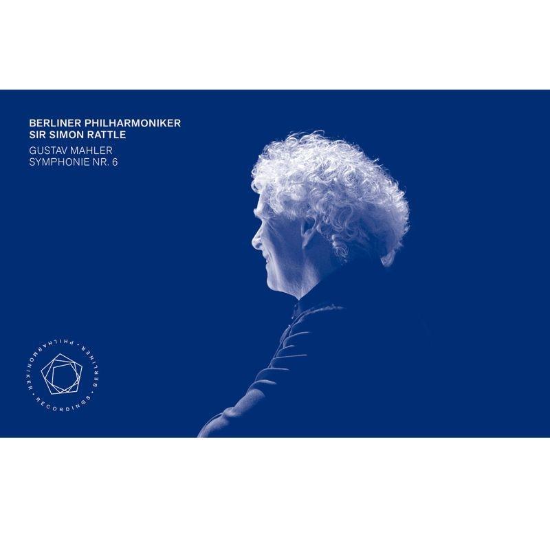 交響曲第6番『悲劇的』 サイモン・ラトル&ベルリン・フィル(2CD:2018年&1987年ライヴ+BD:2018年ライヴ)