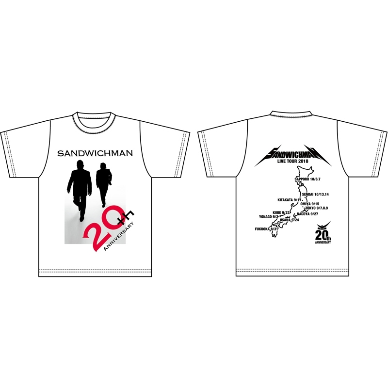 2018ツアーTシャツ Sサイズ