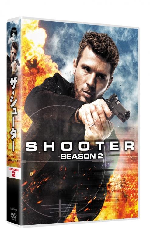 ザ・シューター シーズン2 DVD-BOX