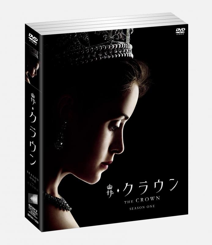 ソフトシェル ザ・クラウン シーズン1 BOX(4枚組)