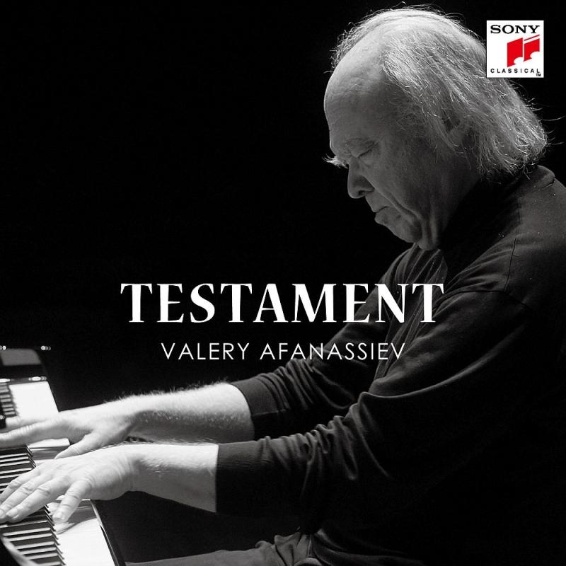 Valery Afanassiev : Testament (6SACD)(Hybrid)