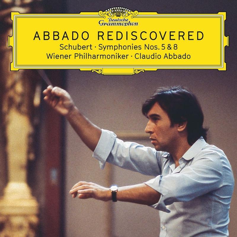 交響曲第8番『未完成』、第5番 クラウディオ・アバド&ウィーン・フィル(1971年ライヴ)