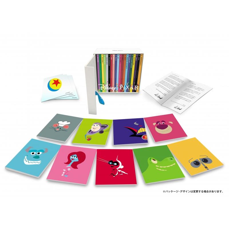 ディズニー/ピクサー 20タイトル コレクション(Blu-ray)