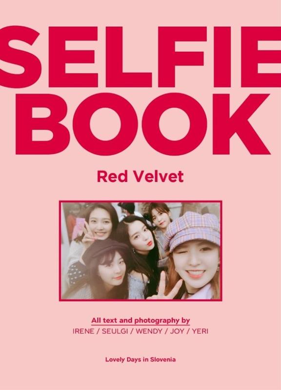SELFIE BOOK : RED VELVET #2