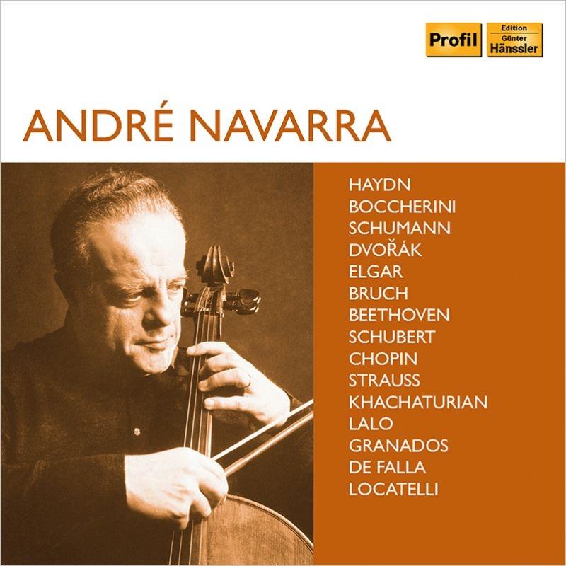 アンドレ・ナヴァラ・エディション(10CD)