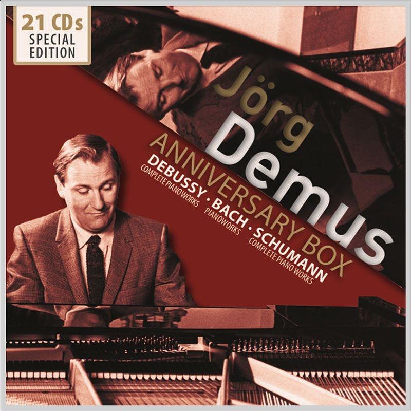 イェルク・デムス・ボックス(21CD)
