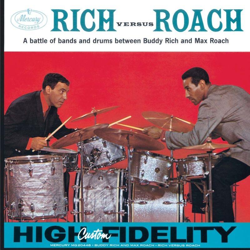 Rich Versus Roach +4