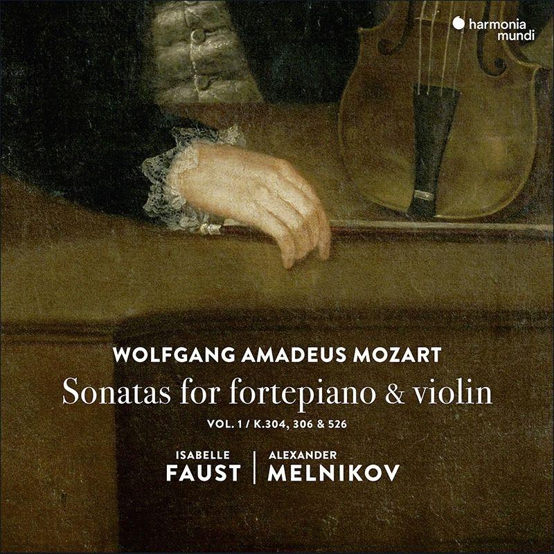 ヴァイオリン・ソナタ集 第1集 イザベル・ファウスト、アレクサンドル・メルニコフ