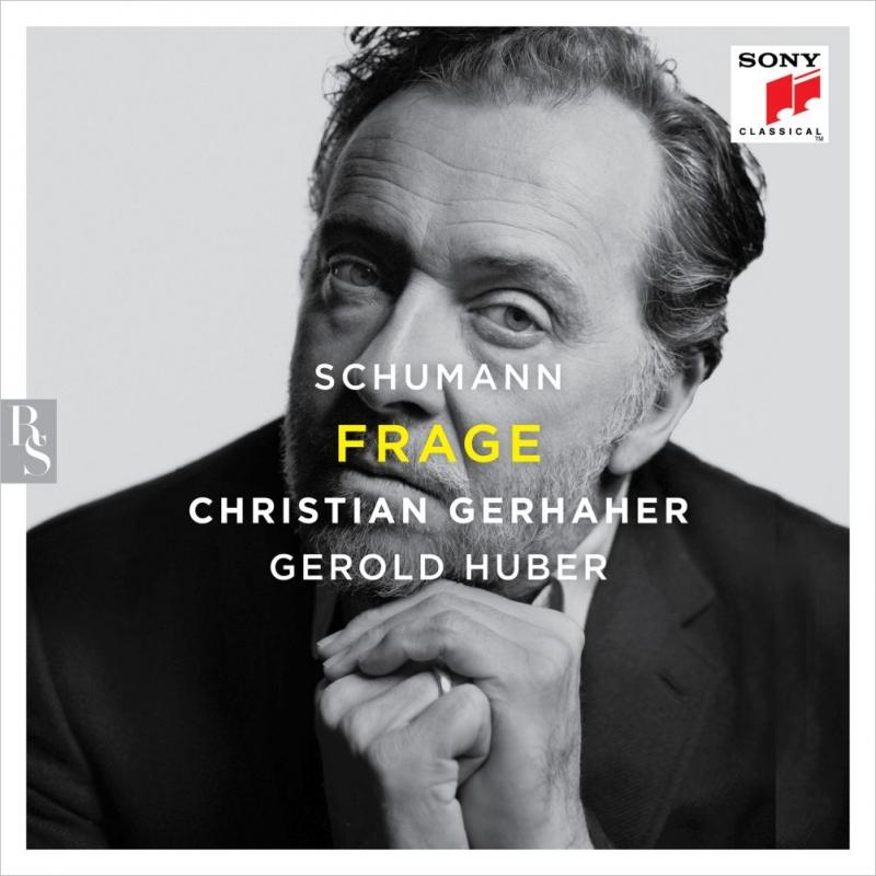 歌曲全集 第1巻〜フラーゲ(問い) クリスティアン・ゲルハーヘル、ゲロルト・フーバー