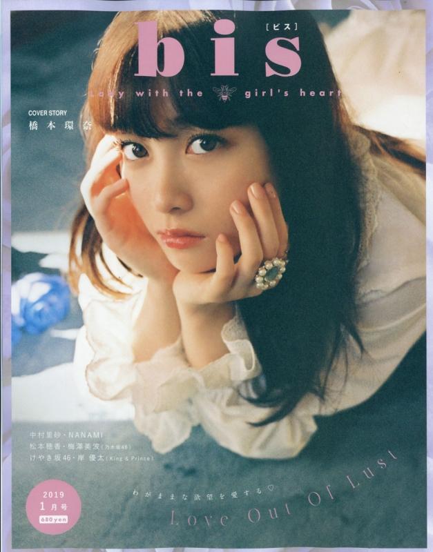 bis (ビス)2019年 1月号