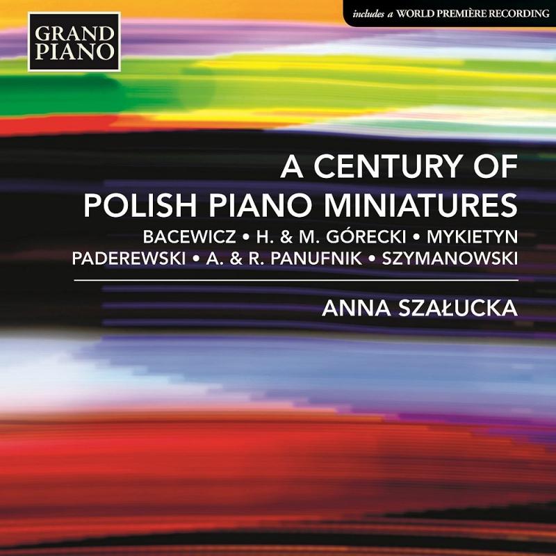 ポーランド、ピアノ小品の100年...