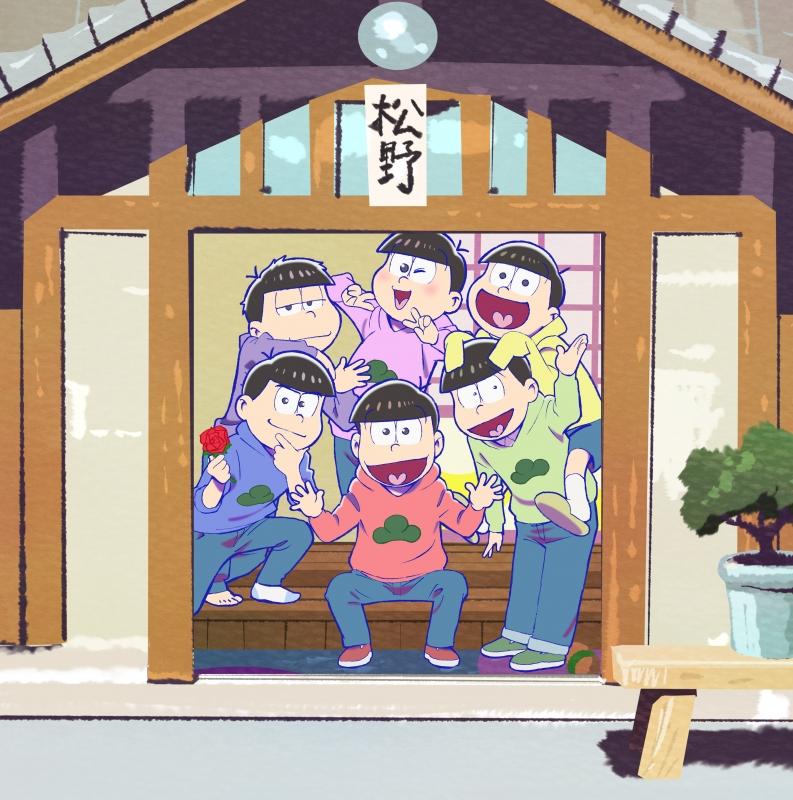 おそ松さん SPECIAL NEET BOX
