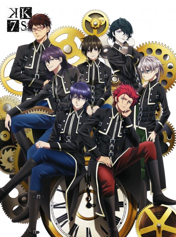 K SEVEN STORIES Blu-ray BOX SIDE:ONE(期間限定版)
