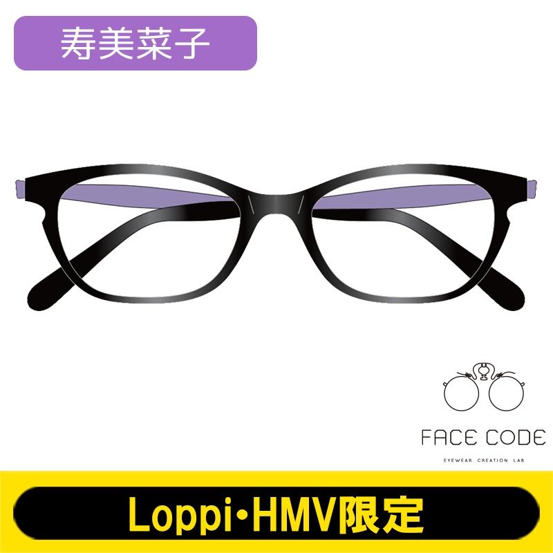 MINAKO KOTOBUKI ×FACECODE メガネフレーム【Loppi・HMV限定】