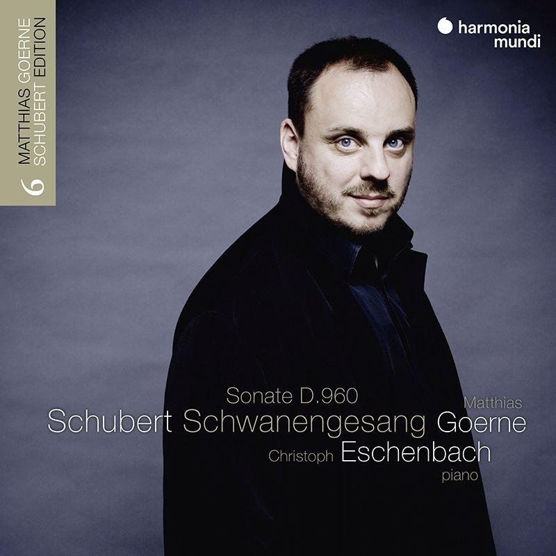歌曲集 第6集〜『白鳥の歌』、ピアノ・ソナタ第21番 マティアス・ゲルネ、クリストフ・エッシェンバッハ(2CD)