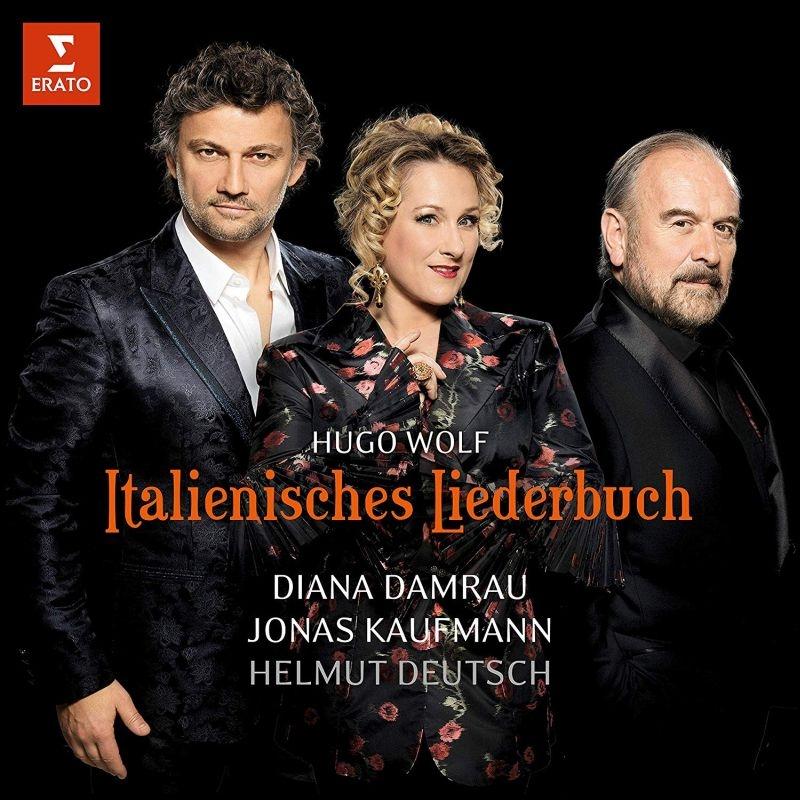 イタリア歌曲集 ディアナ・ダムラウ、ヨナス・カウフマン、ヘルムート・ドイチュ