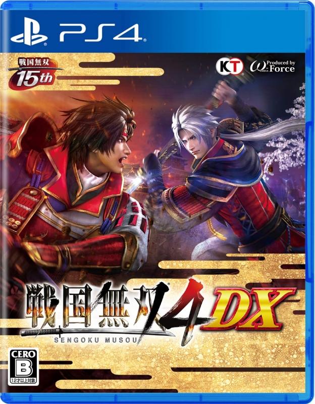 【PS4】戦国無双4 DX 通常版
