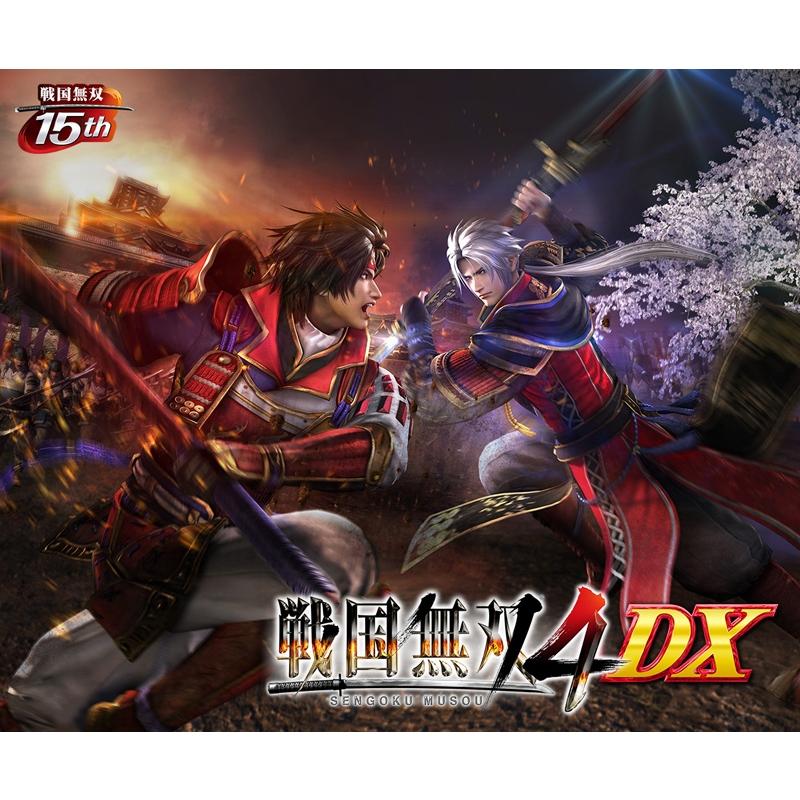 【Nintendo Switch】戦国無双4 DX 15周年記念BOX