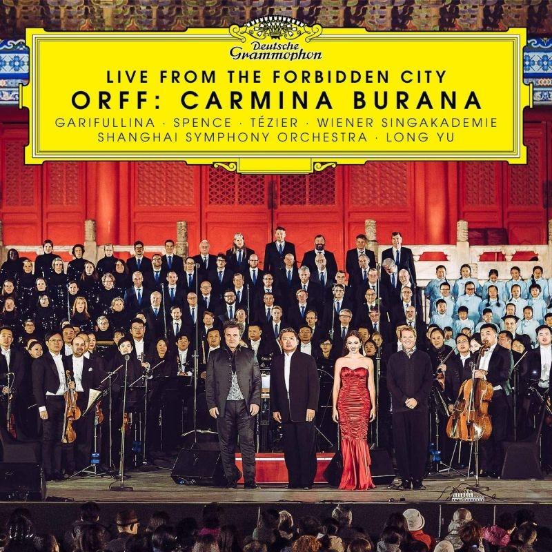 オルフ:カルミナ・ブラーナ、中国民謡:茉莉花、他 ロン・ユー&上海交響楽団、ウィーン・ジングアカデミー