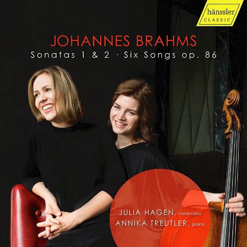 チェロ・ソナタ第1番、第2番、歌曲編曲集 ユリア・ハーゲン、アニカ・トロイトラー
