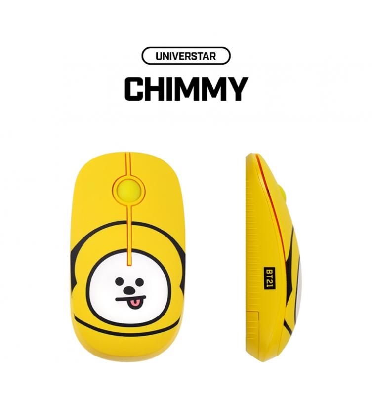 BT21 無線静音マウス [CHIMMY]