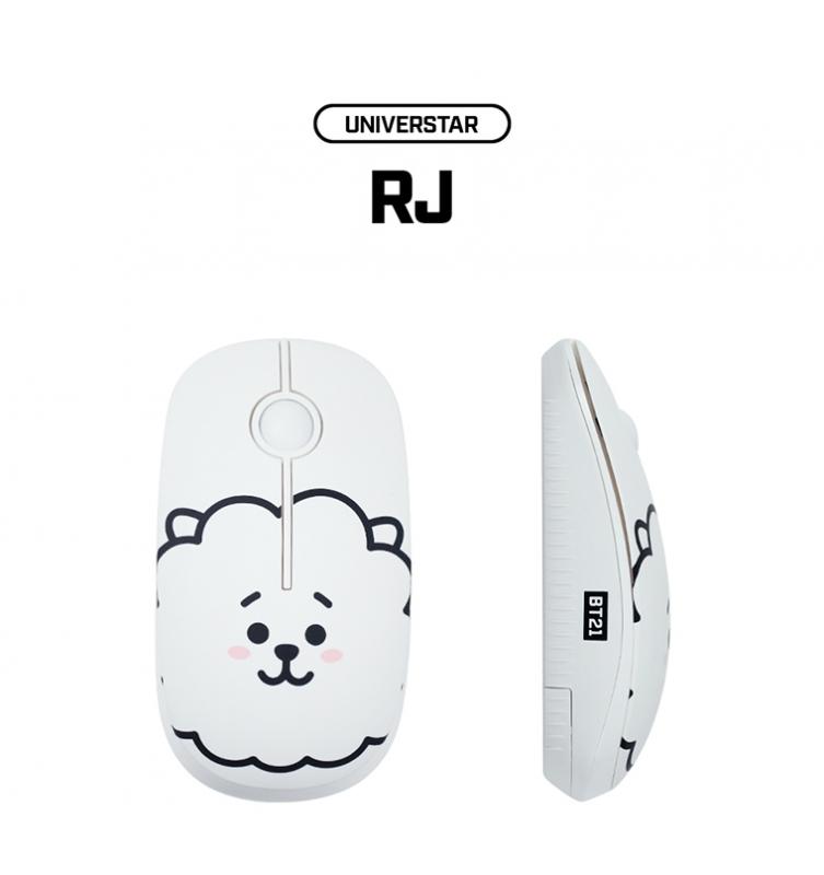 BT21 無線静音マウス [RJ]
