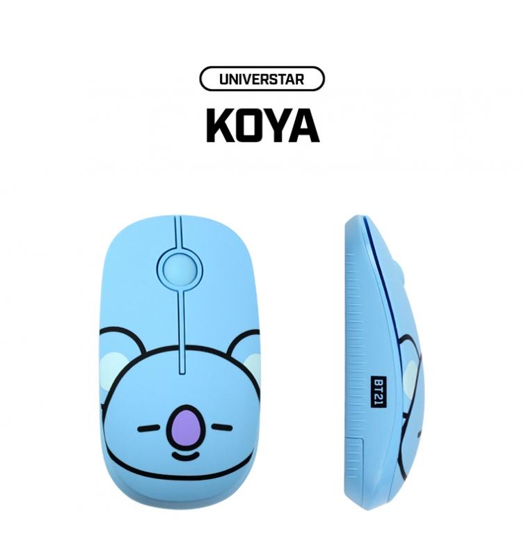 BT21 無線静音マウス [KOYA]