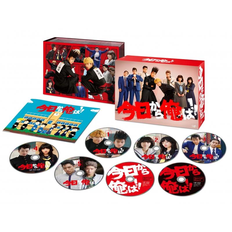 今日から俺は!! Blu-ray BOX