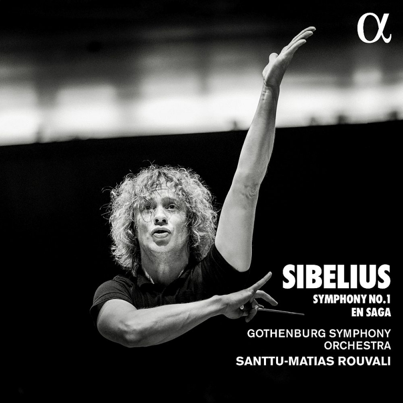 交響曲第1番、エン・サガ サントゥ=マティアス・ロウヴァリ&エーテボリ交響楽団