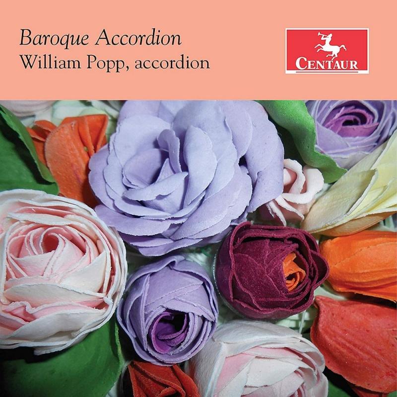 William Popp: Baroque Accordion