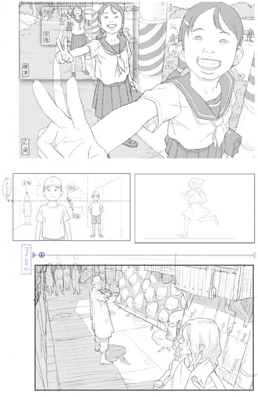アニマンラスト アニメ・イラスト・漫画の作法