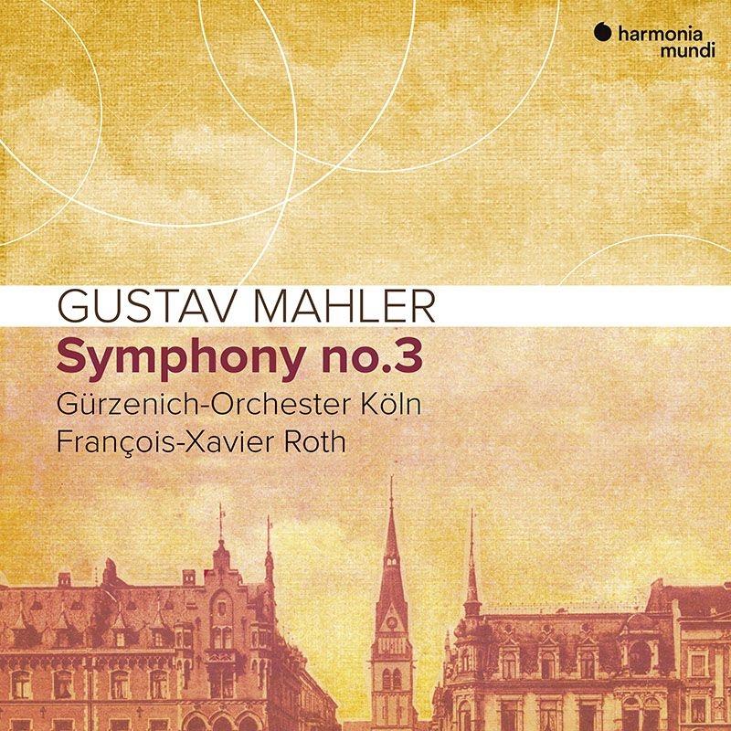 交響曲第3番 フランソワ=グザヴィエ・ロト&ケルン・ギュルツェニヒ管弦楽団、サラ・ミンガルド、他(2CD)