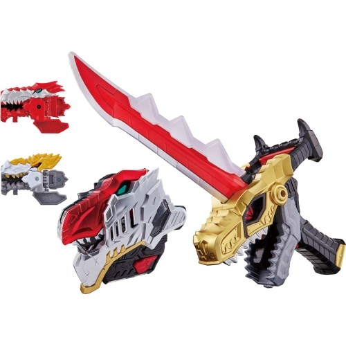 騎士竜戦隊リュウソウジャー リュウソウジャー最強竜装セット-DXリュウソウケン&リュウソウチェンジャー-