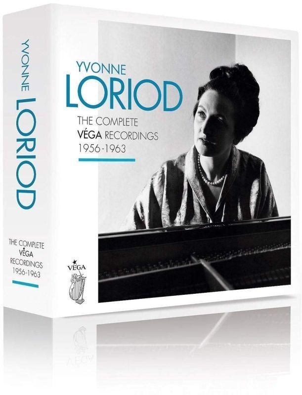 イヴォンヌ・ロリオ/VEGA録音全集 1956-1963(13CD)